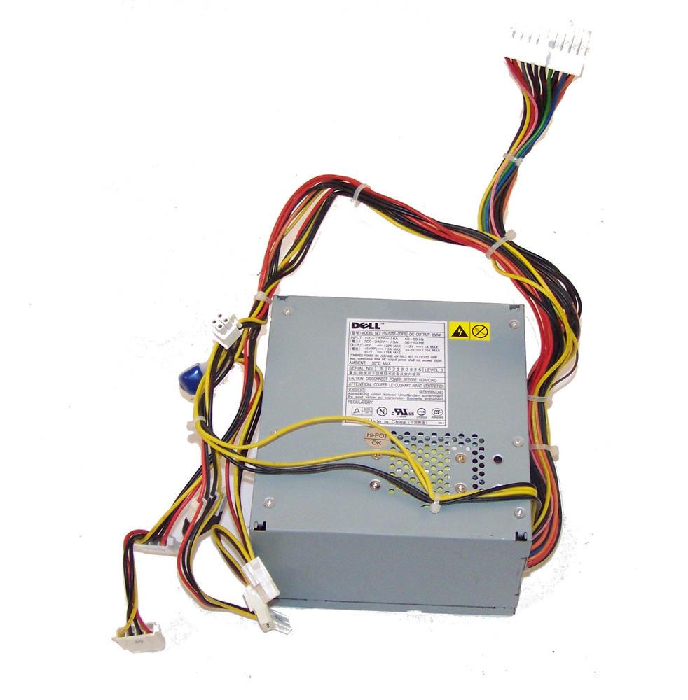 Dell F0894 Optiplex 170L Model DMC MicroTower 250W Power Supply   PS-5251-2DFS