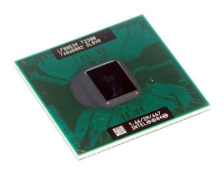 Intel SL8VR Core Duo Mobile T2300 1.66GHz Socket M Processor