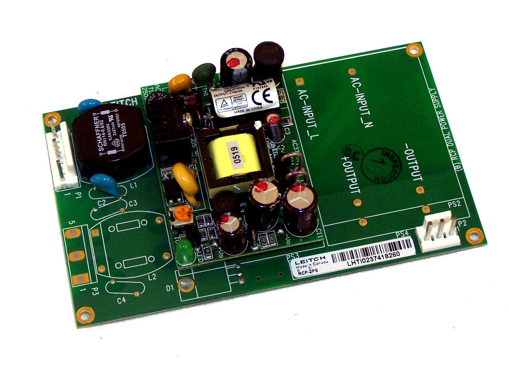 Leitch RCP-2PS 5VDC 2A RCP Single Power Supply Thumbnail 1