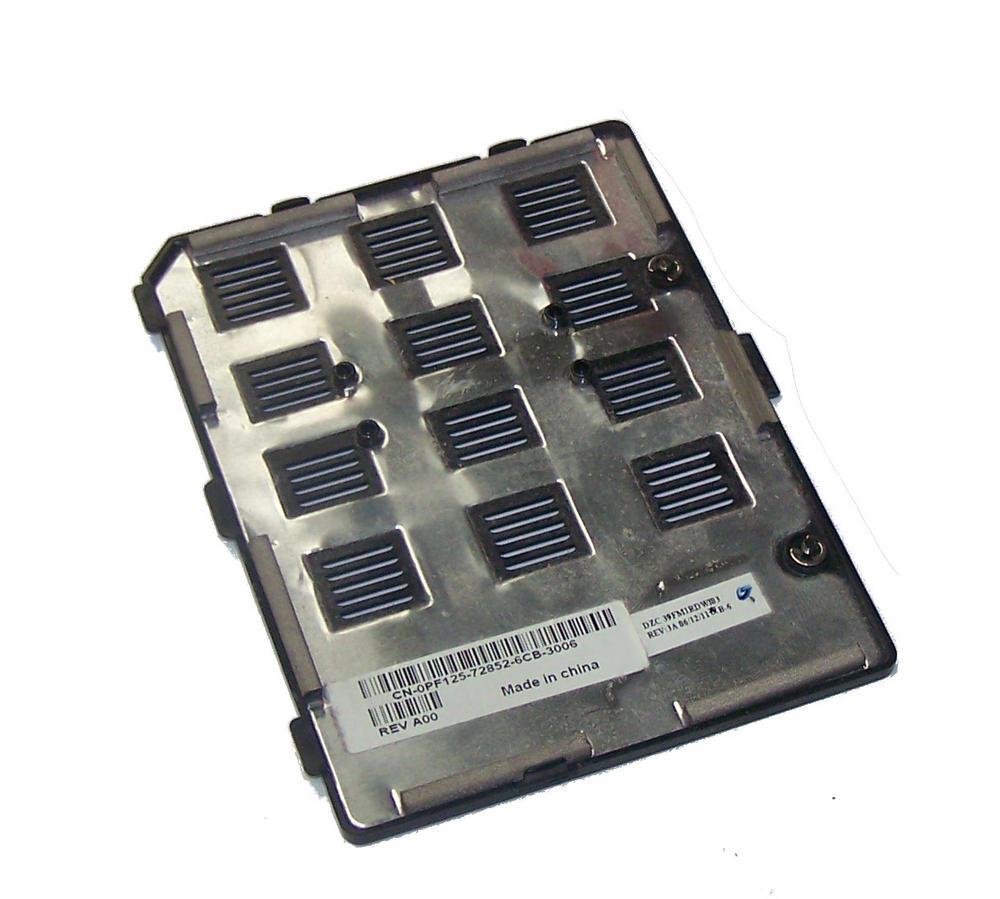 Dell PF125 Inspiron 6400 Memory Door Cover | 0PF125 39FM1RDWI03 Thumbnail 1