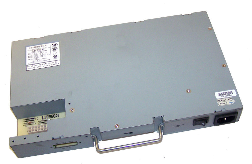 Cisco 341-0063-01 2851 210W Power Supply PWR-2851-AC [LiteOn PA-1211-1] Thumbnail 1