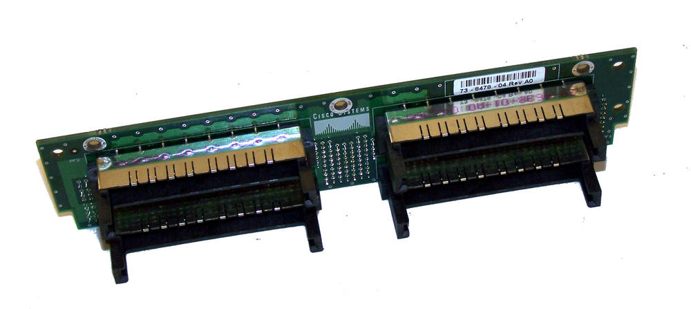 Cisco 73-8478-04 2800 Series 3825 WIC Slot Daughterboard