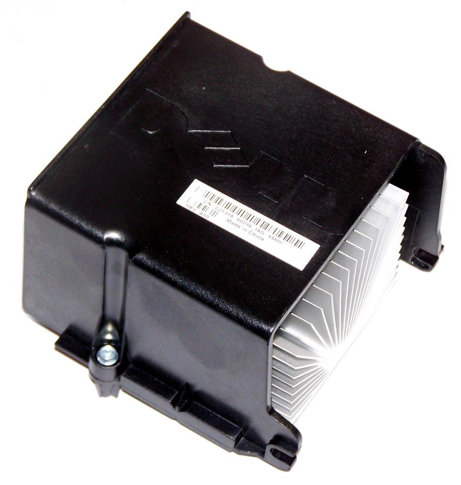 Dell JY385 OptiPlex 320 330 model DCNE Desktop CPU Heatsink Assembly   0JY385 Thumbnail 1