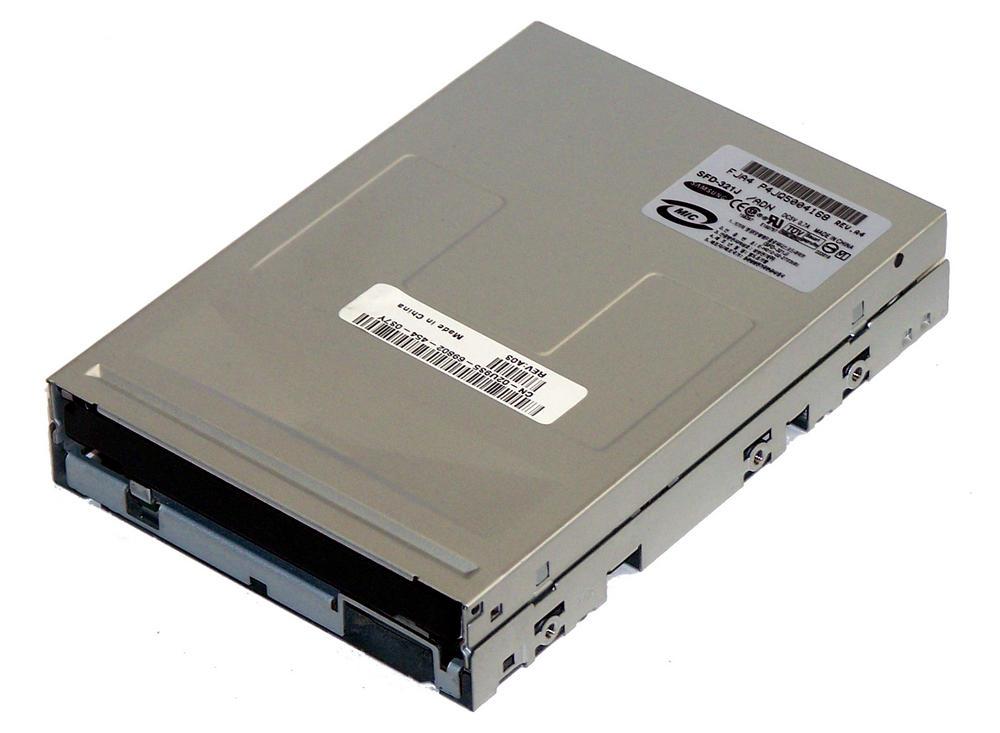 Dell 2U935 OptiPlex 170L model DMC 1.44MB Floppy Drive with no Bezel | 02U935