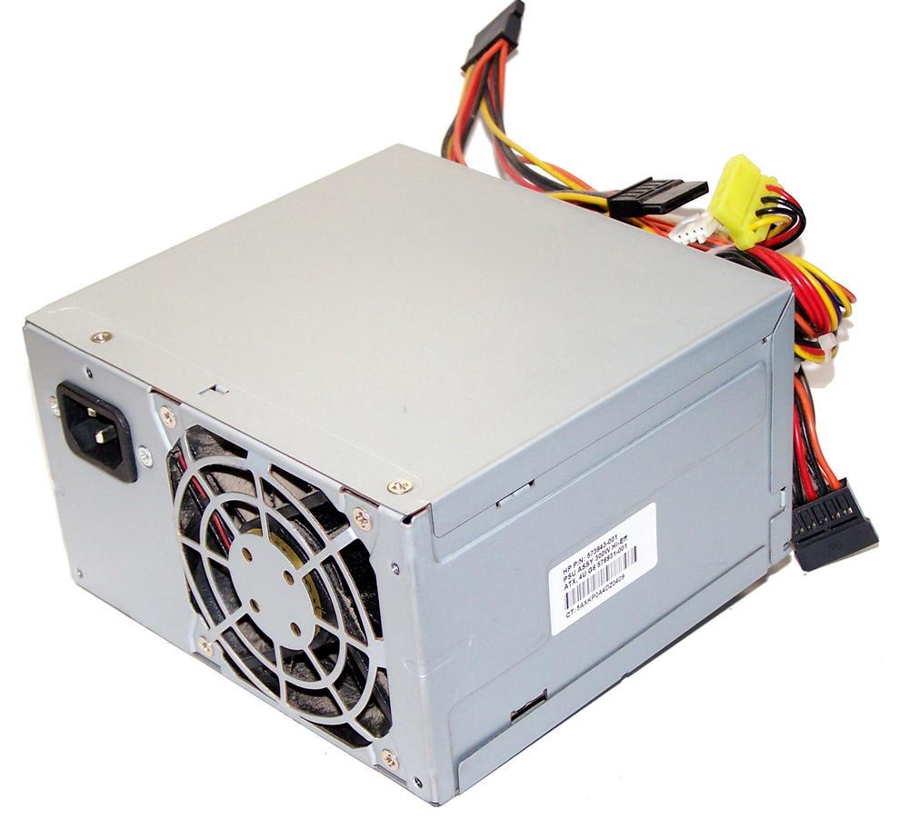 HP 573943-001 ProLiant ML110 G6 300W Power Supply DPS-300AB-50 | SPS 573943-001 Thumbnail 1