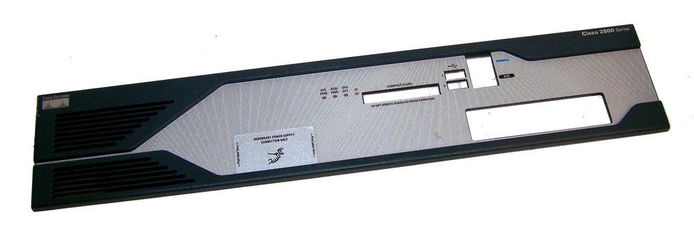 Cisco 700-16345-01 2800 Router 2U Front Bezel