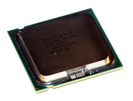 Intel EU80571PG0602M Pentium 2 Core E5200 2.5GHz Socket T LGA775 Processor SLAY7
