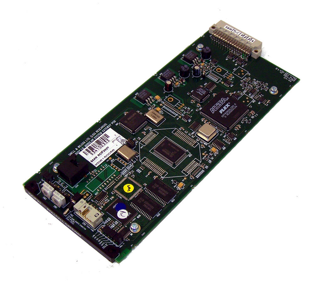 Snell & Wilcox IQCIF3U Rollcall Gateway Card