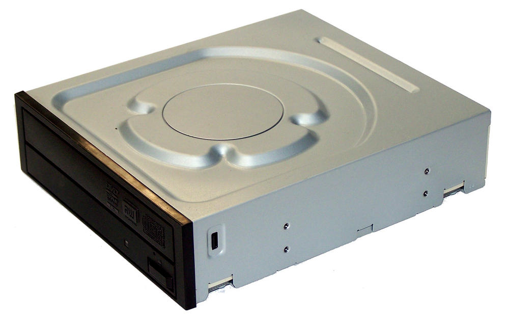 Sony Optiarc AD-7280S SATA H/H DVD-RW D/L DVD Recorder Drive | Black Bezel