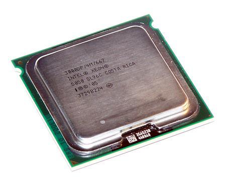 Intel HH80555KF0804M Xeon Dual Core 5050 3.0GHz Socket J LGA771 Processor SL96C