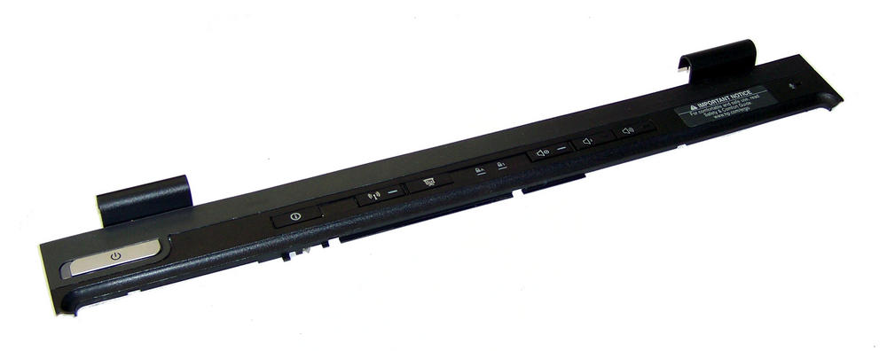 HP AP006000300 nc6400 Button Board and Hinge Cover  Thumbnail 1