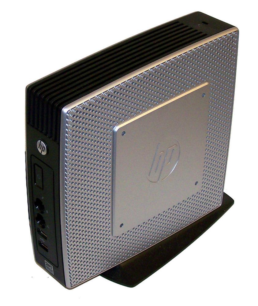 HP BT788AV T5550 CE6 Nano 512MB Flash 1GB RAM TC Thin Client Terminal & Stand