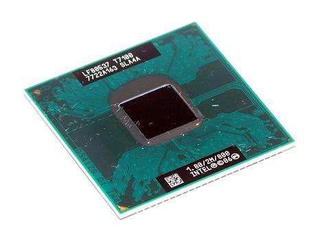 Intel LF80537GG0332M Core 2 Duo Mobile T7100 1.8GHz Socket P Processor SLA4A