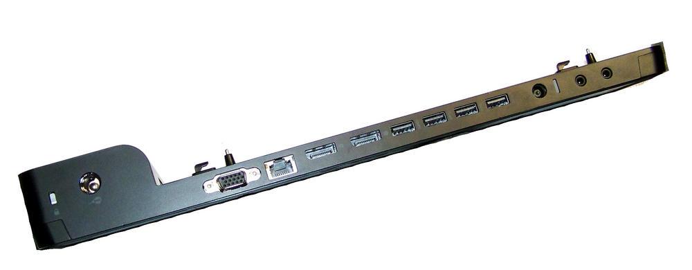 HP 727347-001 D9Y32AA UltraSlim 2013 Docking Station / Port Replicator | SPS 732 Thumbnail 2