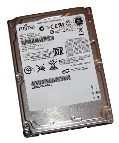 "Toshiba G8BC0002W611 MHV2060BH 60GB 5.4K 2.5"" SATA HDD f/w 0BDD7B-0000002A A=2"
