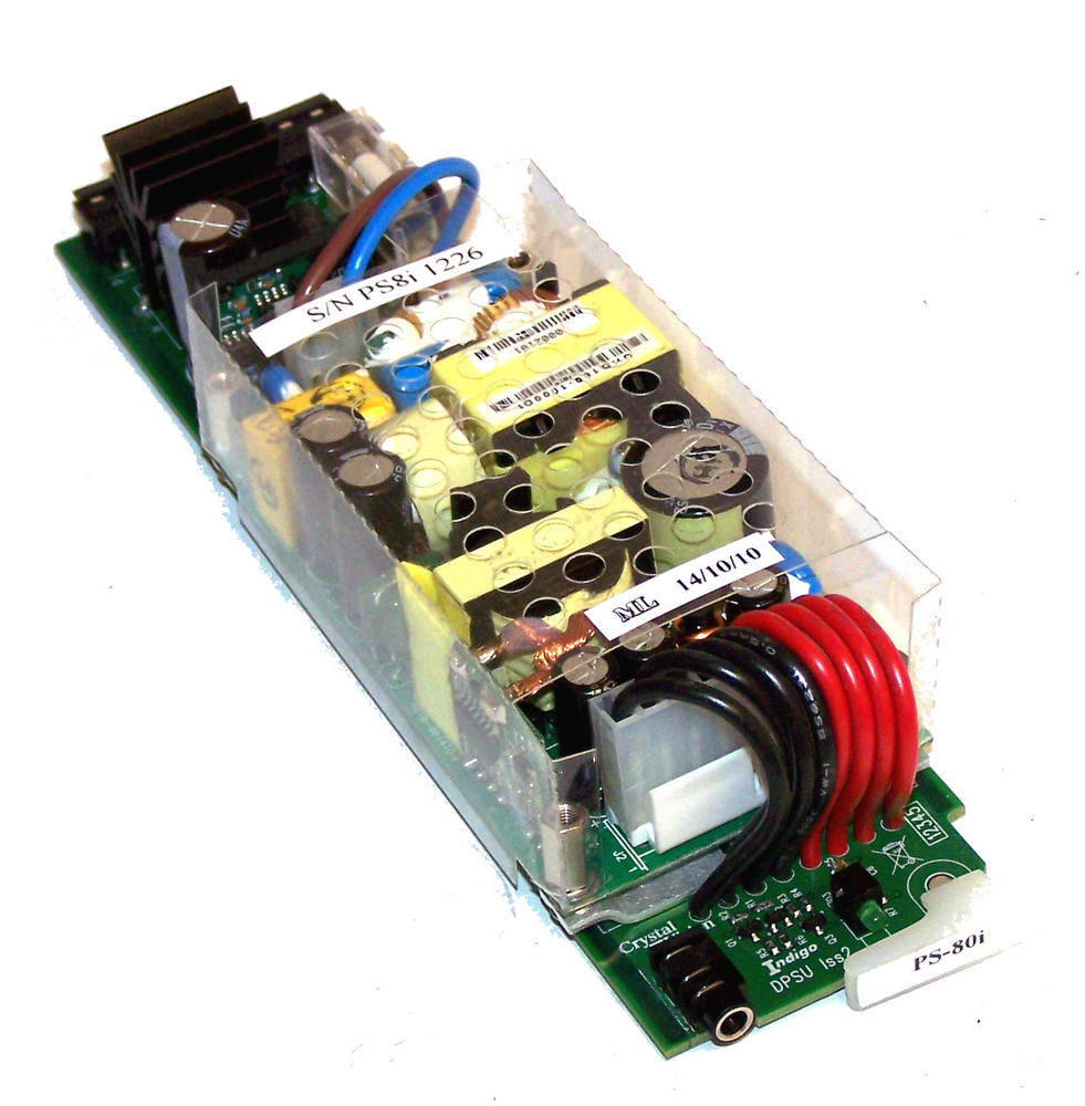 Crystal Vision PS-80i Indigo 1 1U Redundant Power Supply