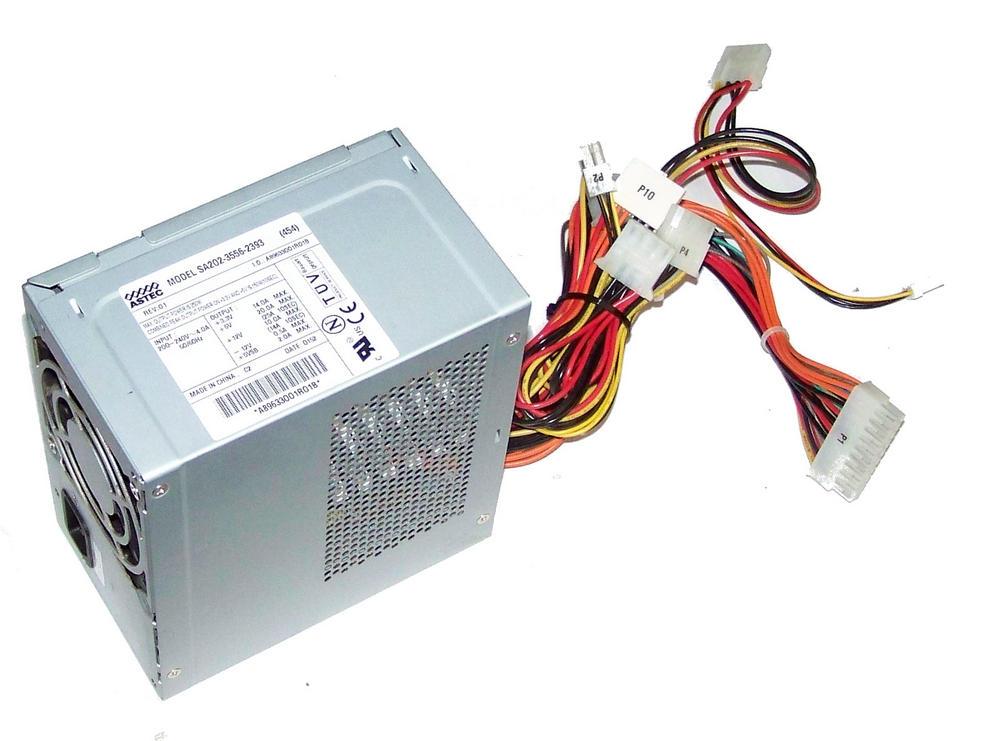 Astec SA202-3556-2393 250W ATX Power Supply