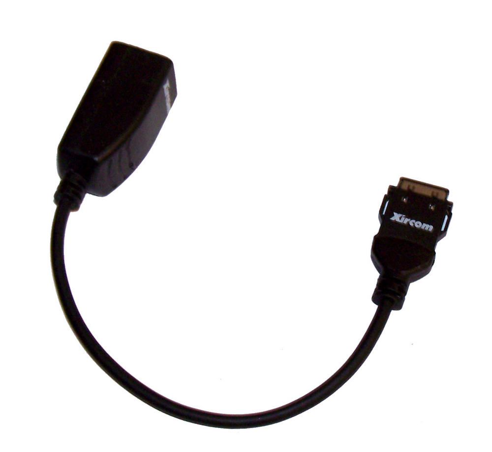 Xircom 170-0125-001 A Ethernet RJ45 Dongle Adapter