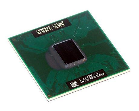 Intel LF80539GF0282ME Core Duo Mobile T2300E 1.66GHz Socket M Processor SL9DM