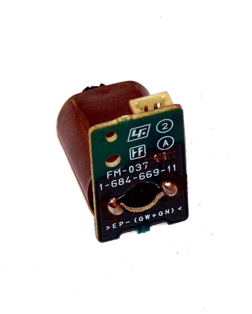 Sony 1-684-669-11 FM-037 DSR-45A DSR-45P Tape Cover Drive Motor Thumbnail 2