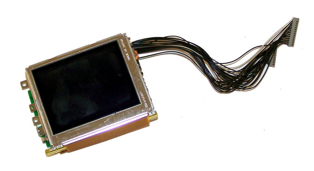 Sony 1-684-678-12 PD-170 DSR-45A DSR-45P Front Panel Display