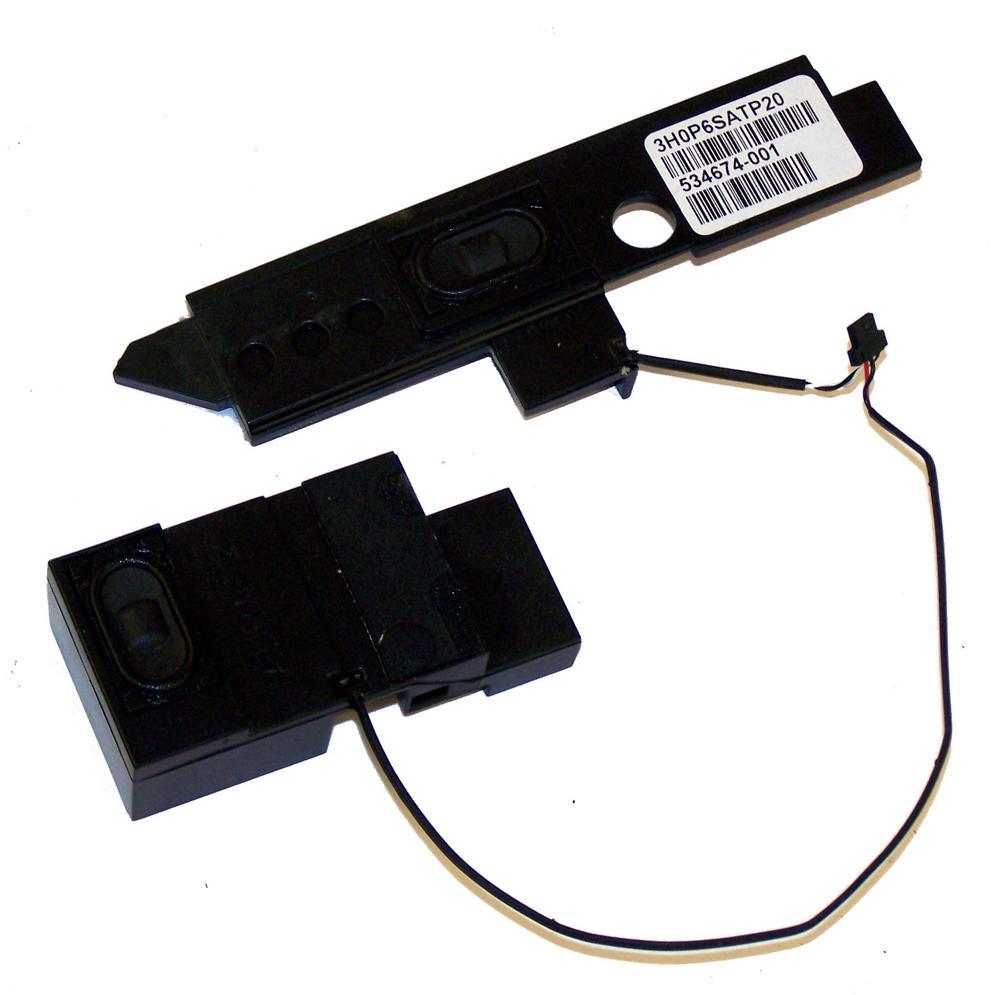 HP 534674-001 Presario CQ61 Internal Speakers | 3H0P6SATP20 Thumbnail 1