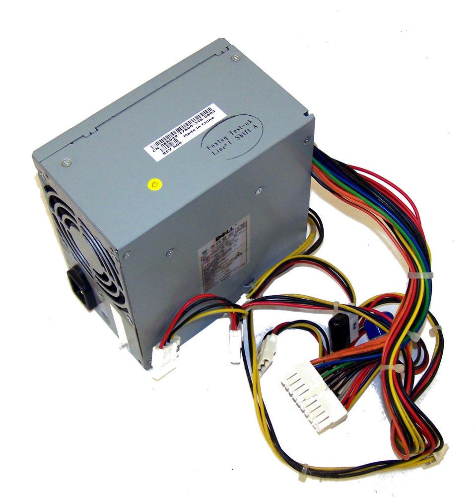Dell 8X949 Dimension 4600 250W Power Supply | HP-P2507FWP 08X949