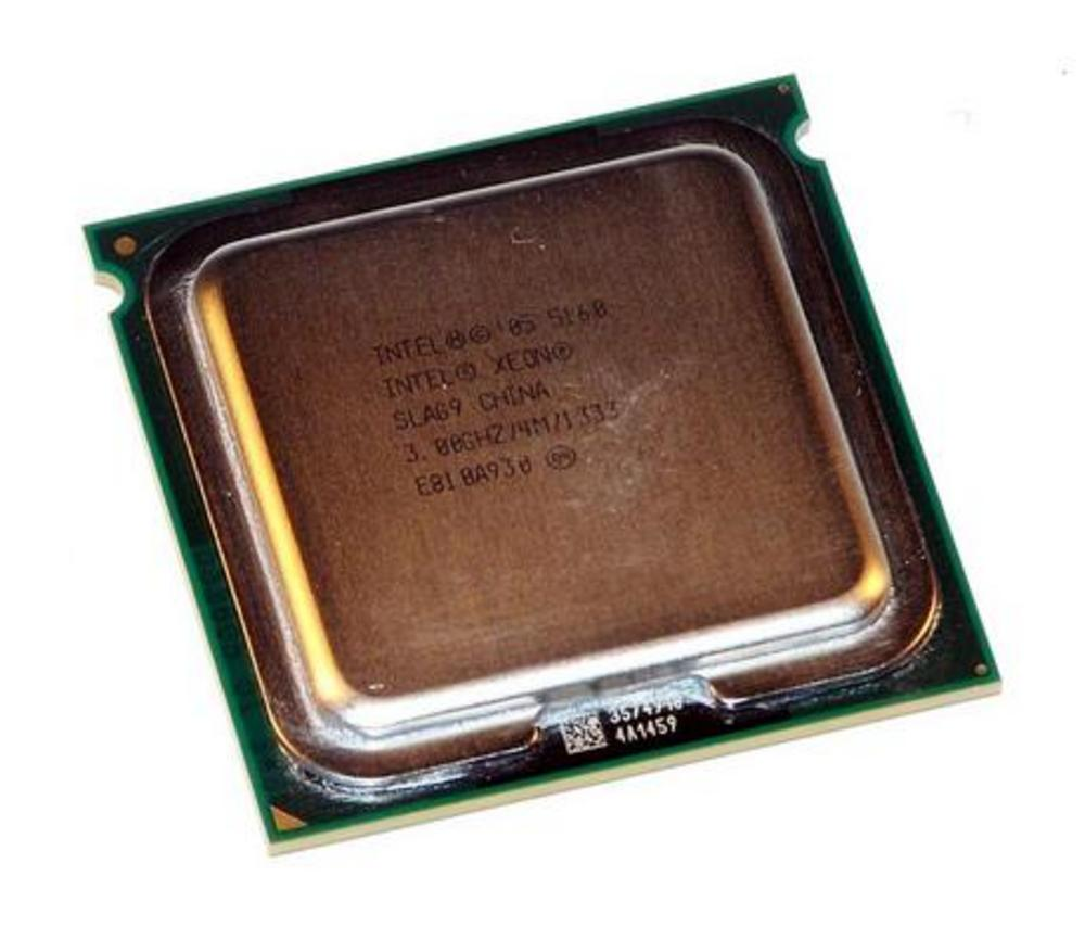 Intel HH80556KJ0804M Xeon Dual Core 5160 3.0GHz Socket J LGA771 Processor SLAG9