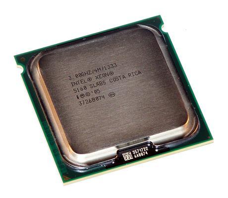 Intel HH80556KJ0804M Xeon Dual Core 5160 3.0GHz Socket J LGA771 Processor SLABS