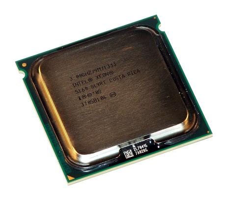 Intel HH80556KJ0804M Xeon Dual Core 5160 3.0GHz Socket J LGA771 Processor SL9RT