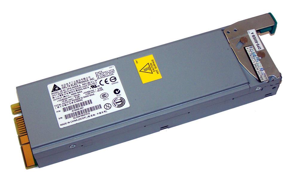 Intel A76009-007 SR2300 500W Power Supply | Delta DPS-500EB A