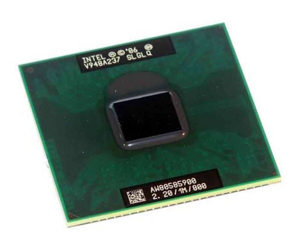 Intel AW80585NG0491MA Celeron 900 Mobile 2.2GHz Socket P Processor SLGLQ