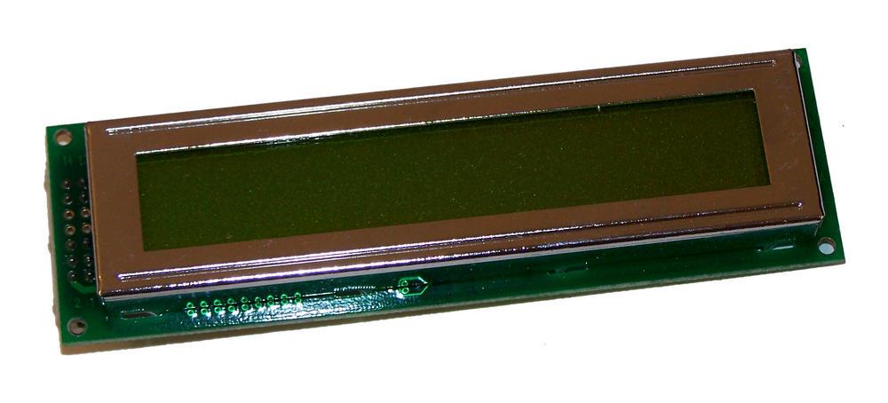 Varitronix MDLS24265SP-LV-G-LED04G 24x2 Character LCD Display Module Thumbnail 1