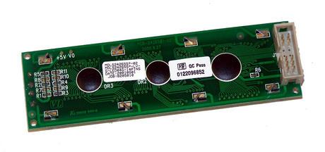 Varitronix MDLS24265SP-LV-G-LED04G 24x2 Character LCD Display Module Thumbnail 2