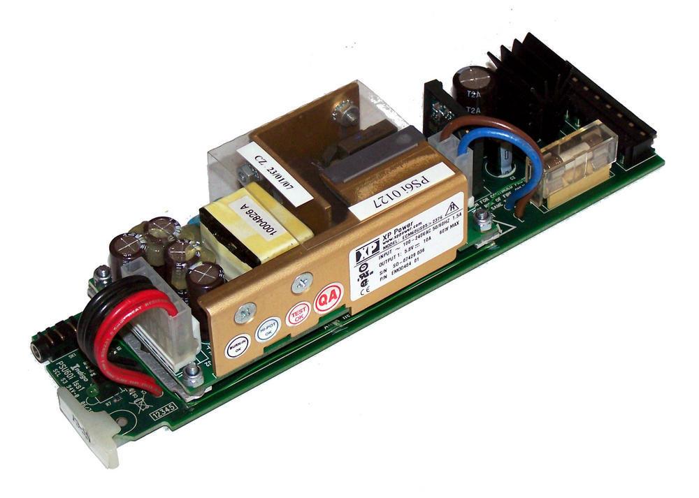 Crystal Vision PS-55i Indigo 1 1U Redundant Power Supply