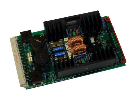 Trilogy Broadcast 100-50PSU ISSUE 2 Frame Power Supply