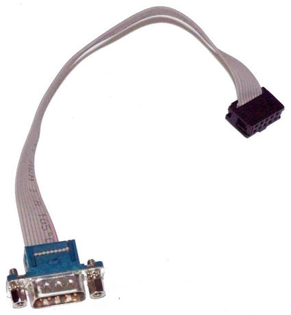 HP 450736-001 dc7800 SFF Small Form Factor Serial Port Cable Thumbnail 1