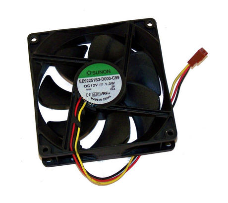 HP 449207-001 dx2400 MT Case Fan 12VDC 1.3W 92mmx25mm | Sunon EE92251S3-D000-C99 Thumbnail 1