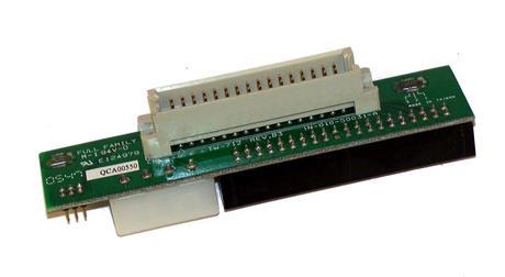Avid 1N-010-50031-A RAIDArray Unity ZX Single Disk Backplane TW-712