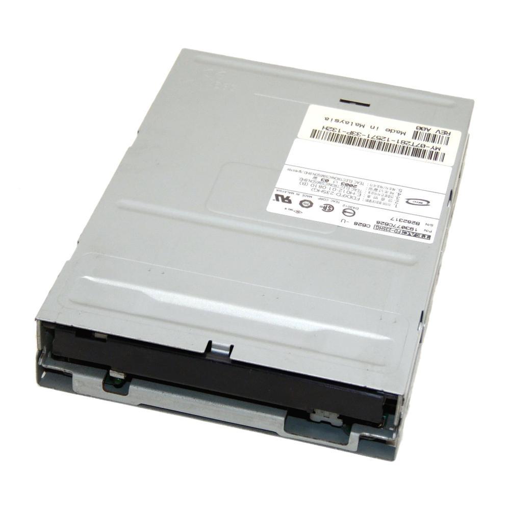 Dell 7T281 OptiPlex GX270 Model DHS 1.44MB Floppy Drive with No Bezel | FD-235HG