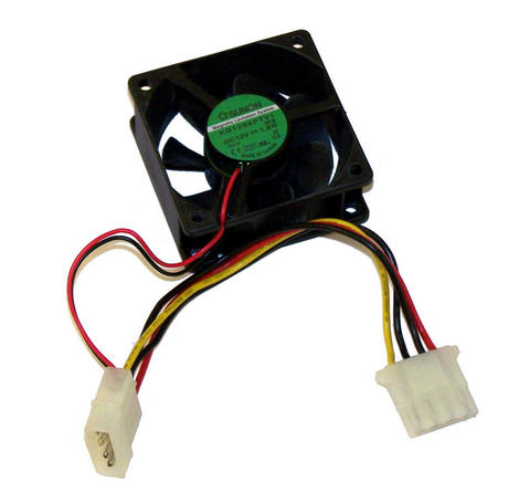 Sunon KD1206PTV1-MS 5VDC 0.3W 25mm x 10mm 3-wire Fan