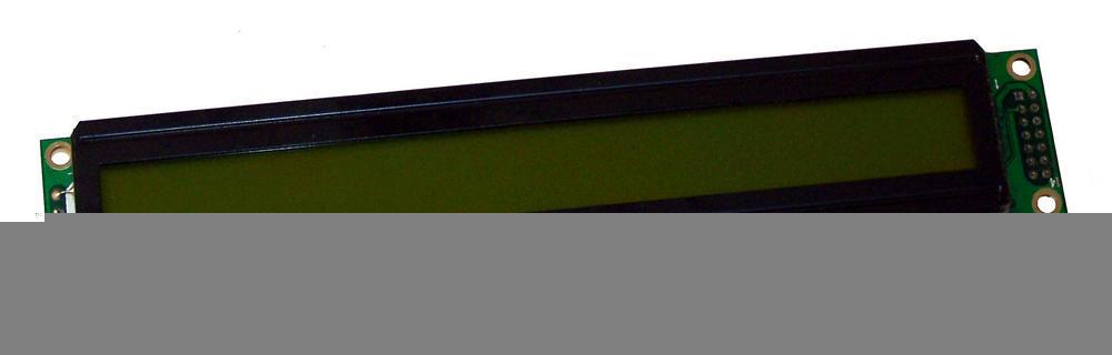Varitronix TRIMON1806-1 LCD Display Module