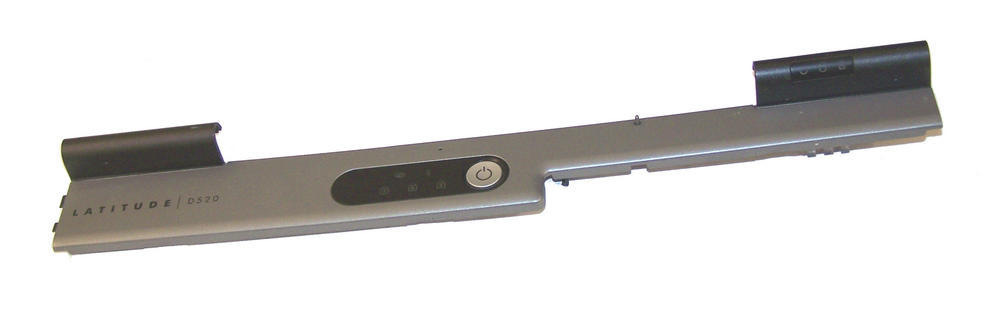 Dell GG268 Latitude D520 Button and Hinge Cover   0GG268 Thumbnail 1