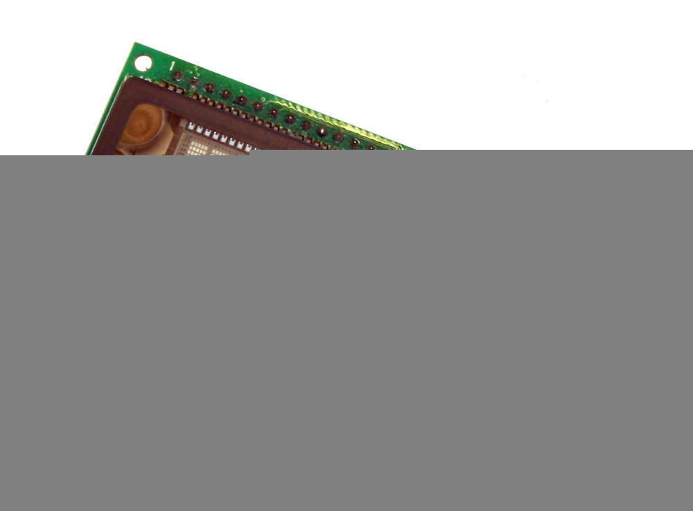 Noritake Itron CU16025ECPB-W6J 16x2 VFD Display Panel