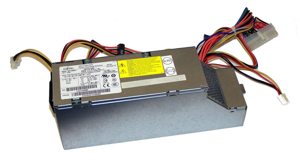 Fujitsu S26113-E554-V50-02 Esprimo E400 E85+ SFF 250W Power Supply | DPS-250MB A