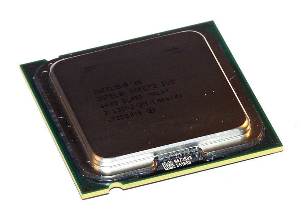 Intel HH80557PH0462M Core 2 Duo E6400 2.13GHz Socket T LGA775 Processor SLA5D