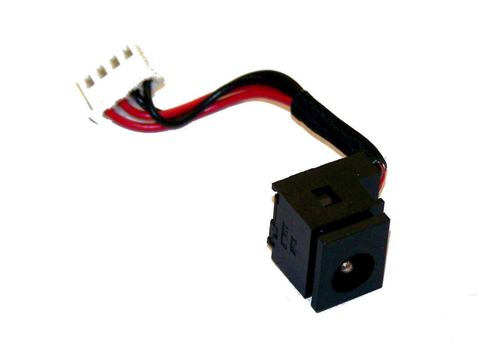 Toshiba Satellite Pro 2100 DC Power in Jack with Cable Thumbnail 1