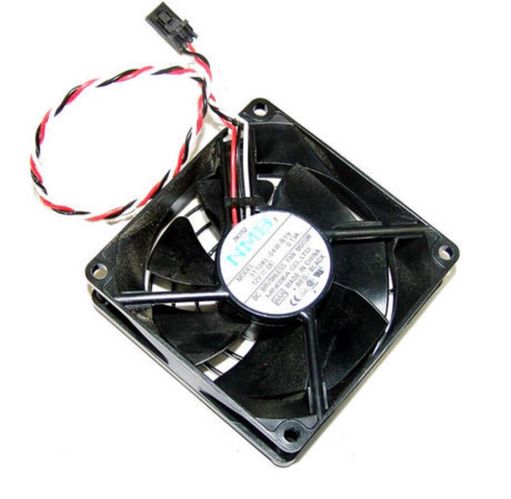 Dell 7K152 Precision 650 Front Case Fan Minebea 3110KL-04W-B19 Fan   07K152
