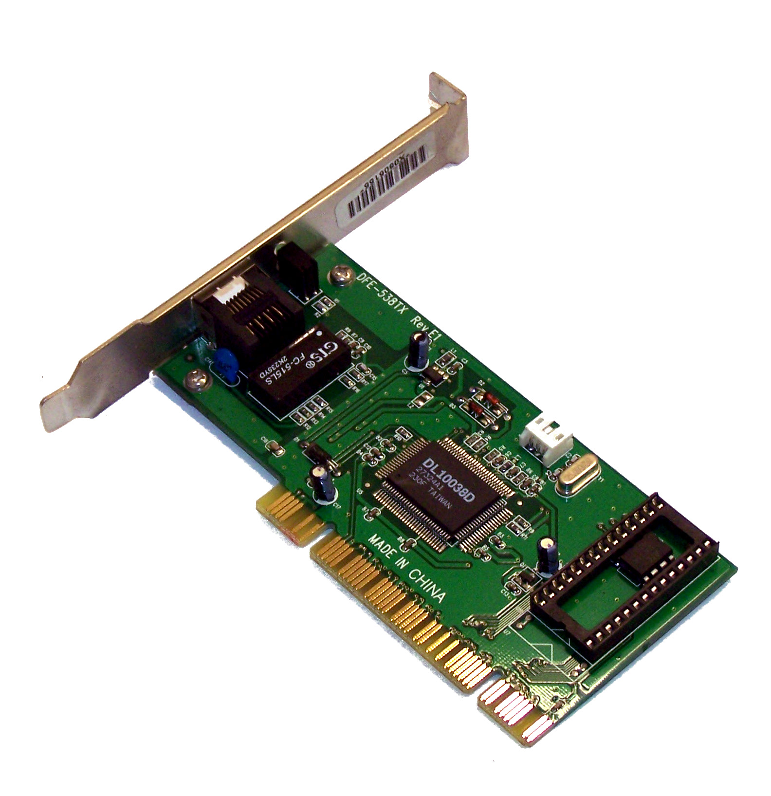 538TX NETWORK CARD DESCARGAR CONTROLADOR