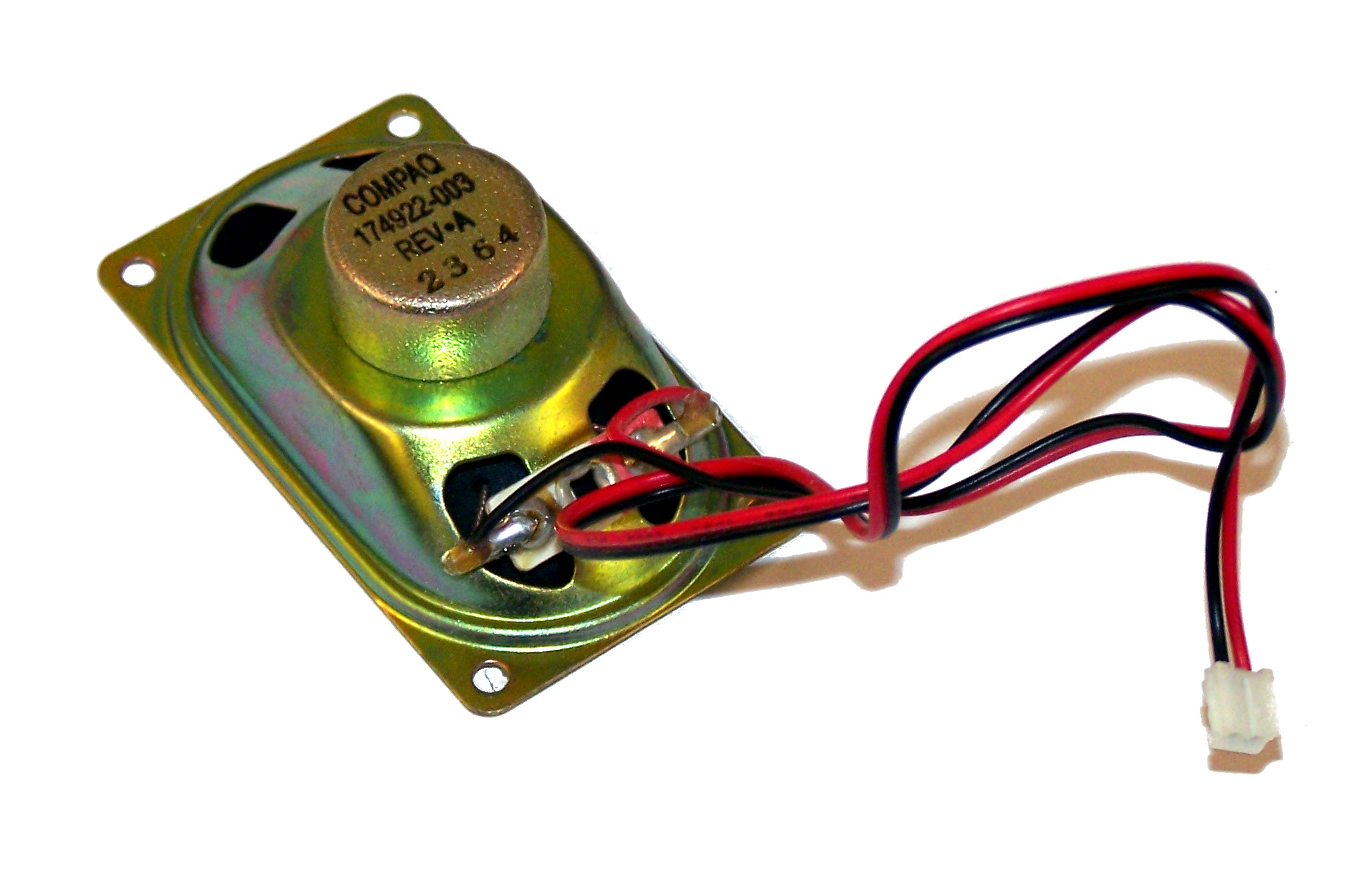 Compaq 174922-003 Evo D310DT Desktop Internal Speaker Thumbnail 1